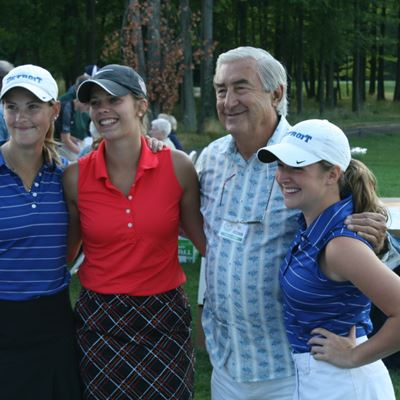 Detroit Sports Broadcaster's WGOLF